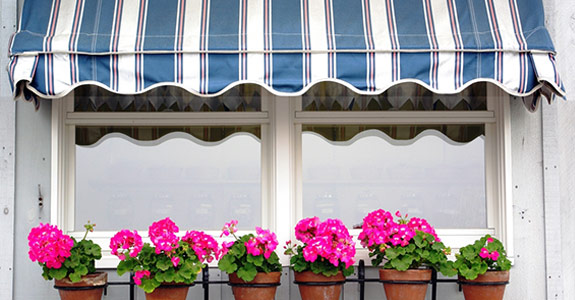 Awnings in Baltimore